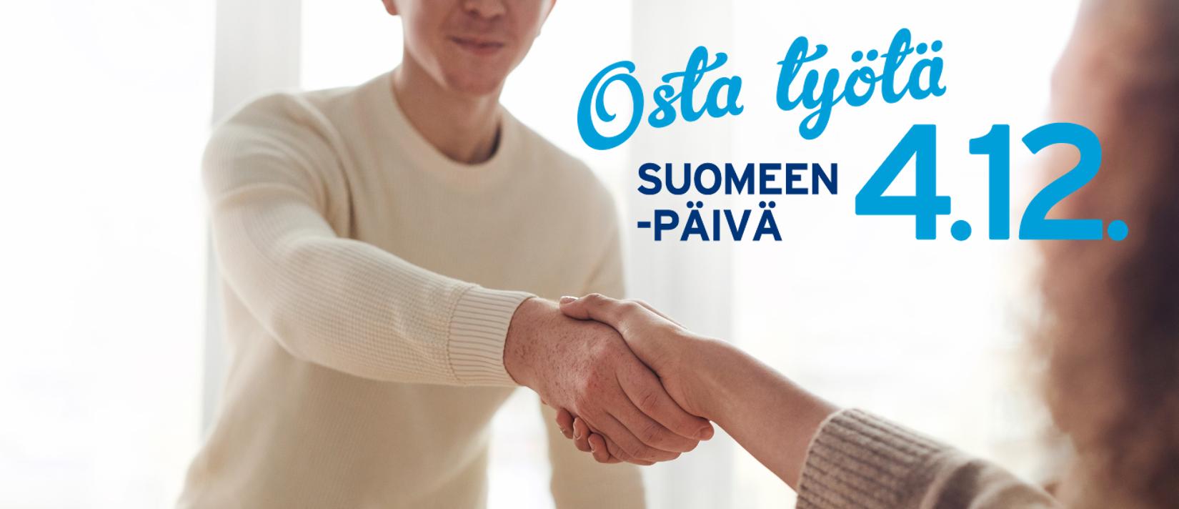 Sonet Osta työtä Suomeen